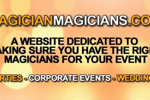 magician-website