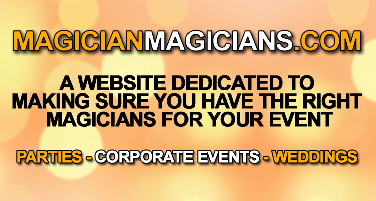 magician-website